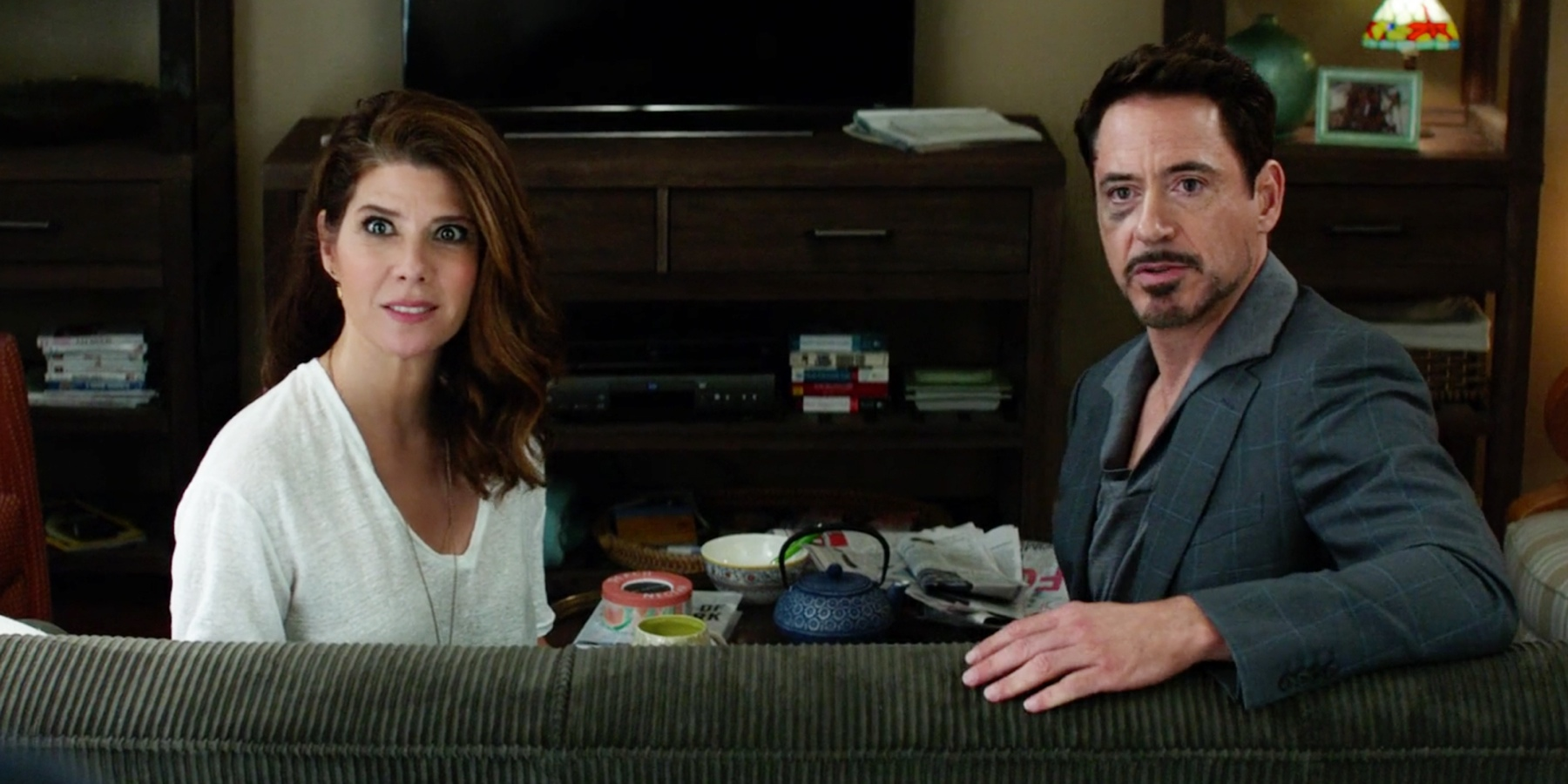 Who plays Aunt May in Captain America: Civil War and Spider-Man: Homecoming?