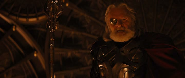 In Thor, why did the God of Thunder get banished to earth?