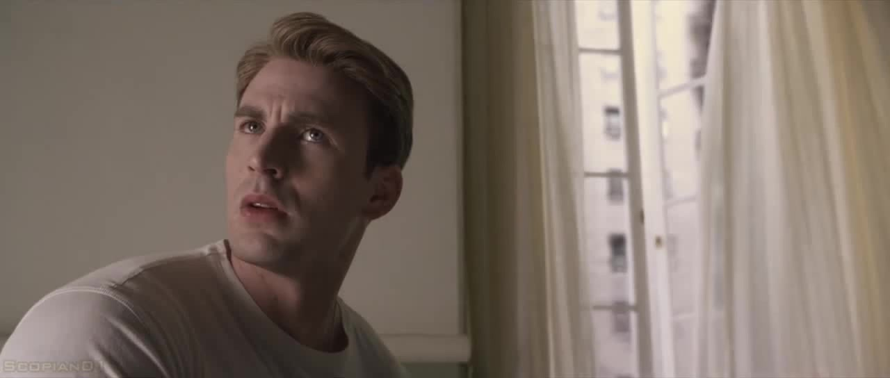 What month and year was the baseball game that Steve Rogers went to in Captain America: The First Avenger?