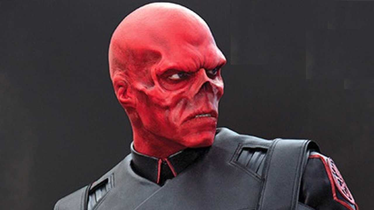 What is the Red Skull's real name?