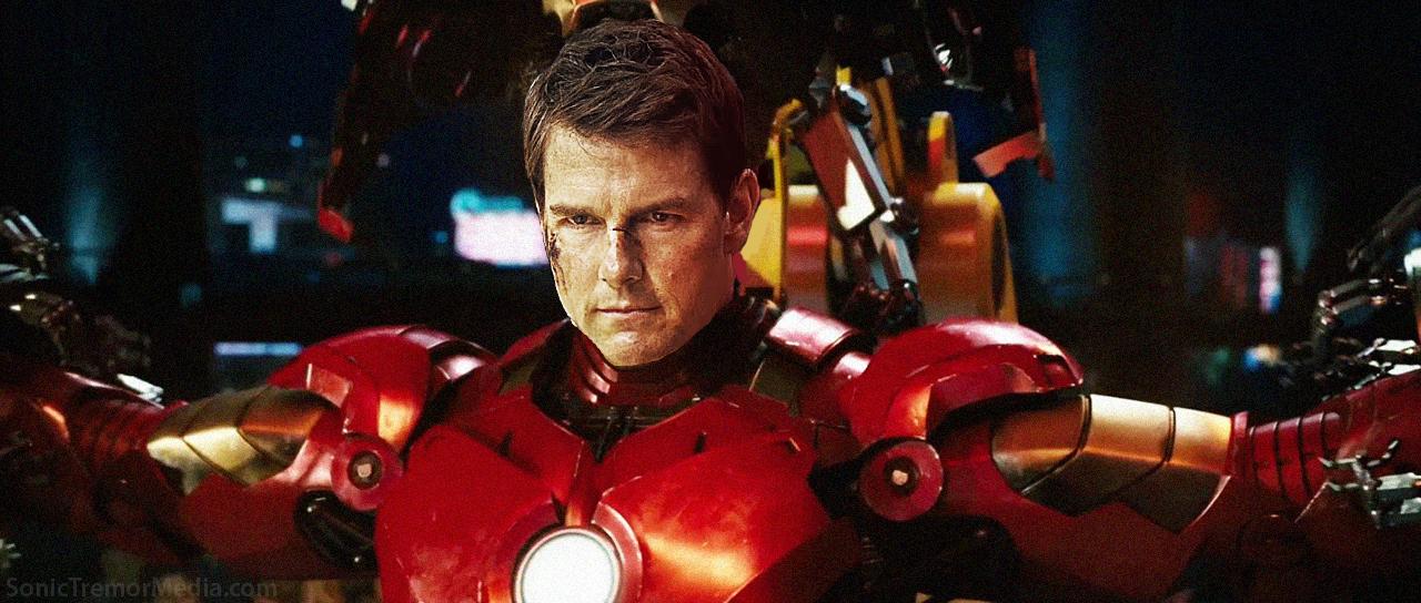 True Or False: Tom Cruise was originally slated to play Tony Stark/Iron Man?