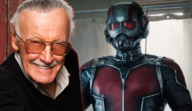 What was Stan Lee's cameo in Ant Man?