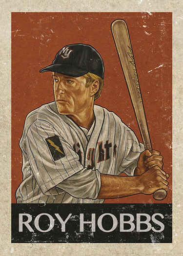 roy hobbs the tragic hero in the Roy hobbs: the tragic hero in the natural by bernard malamud 1750 words | 7 pages one of the biggest mistakes was falling in love with harriet and in the second time he was fell in love with pop's niece memo which is a clear example that shows he does not learn from his mistakes.