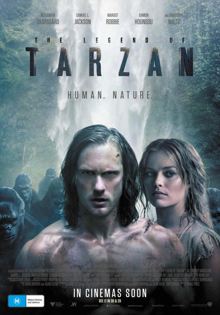 Tarzan Poster Small