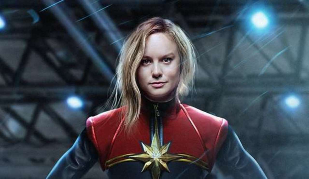 Brie Larson is set to make her first appearance in Avengers: Infinity War, which character will she play?