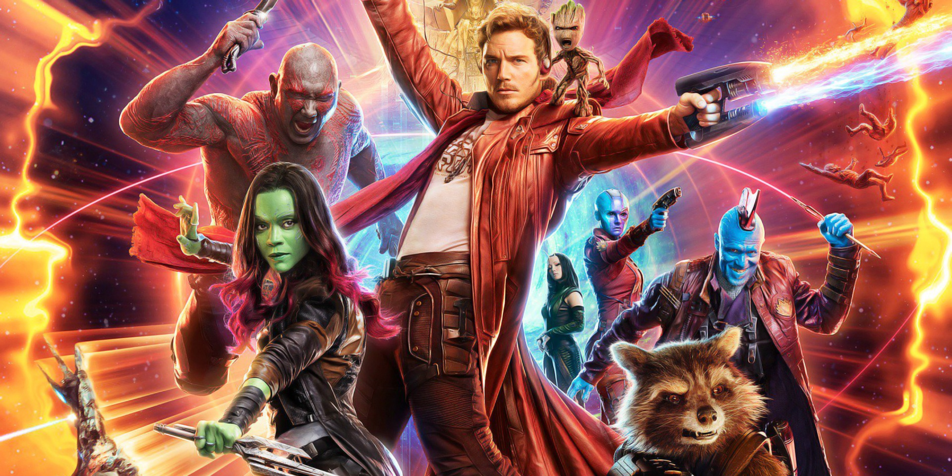 How many post-credits scenes are there in Guardians Of The Galaxy Vol. 2?