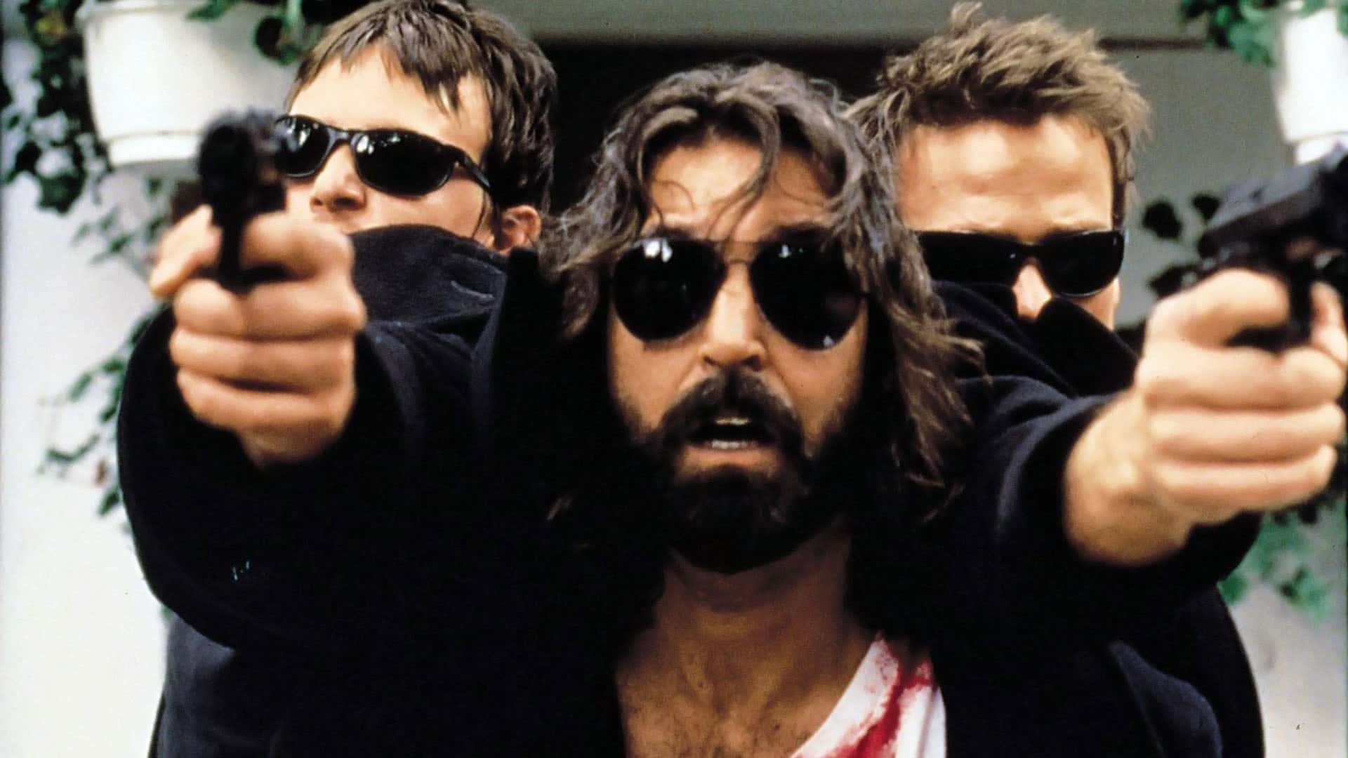 Connor Rocco and Murphy The Boondock Saints