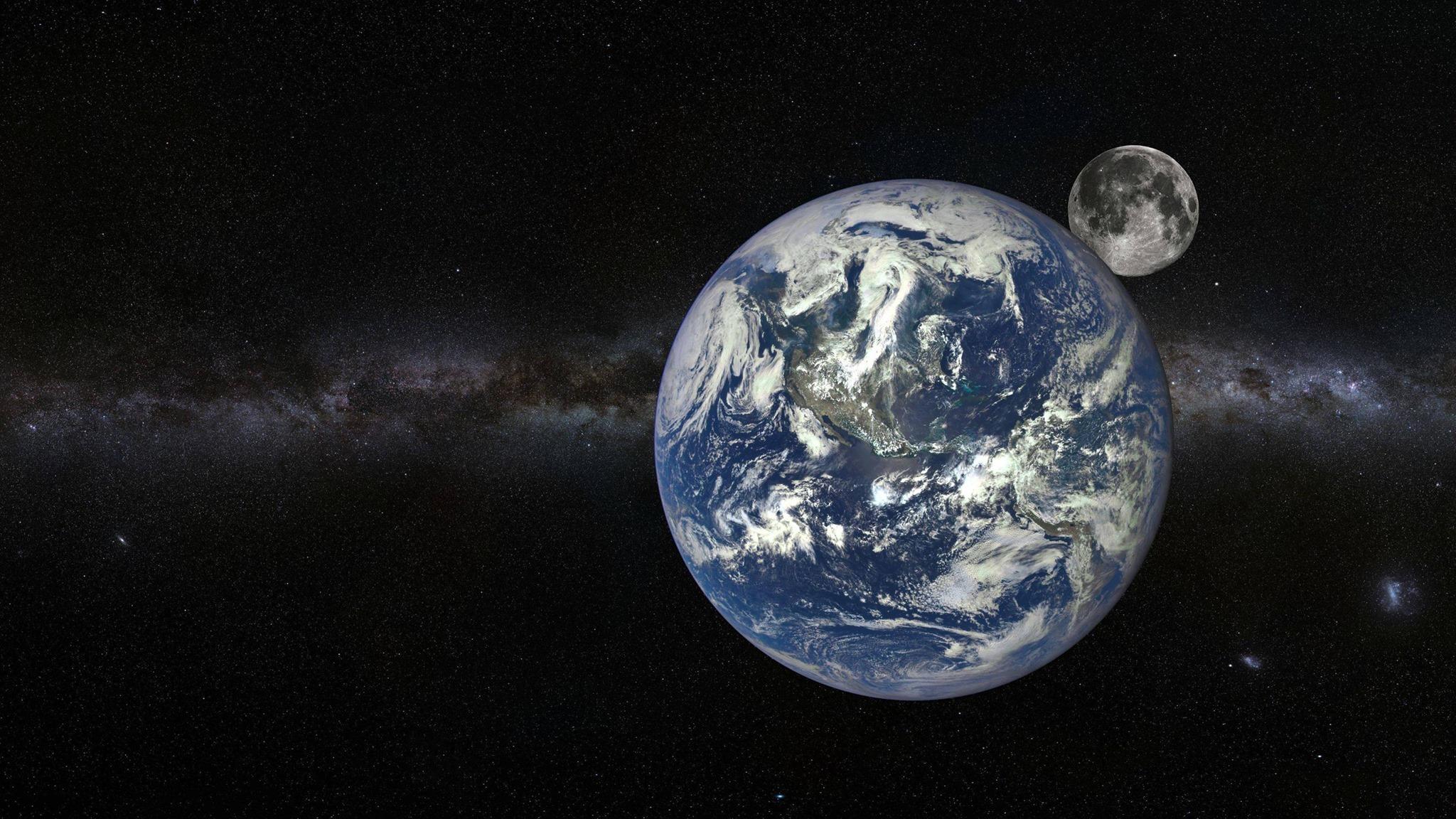 An Inconvenient Sequel Earth Shot
