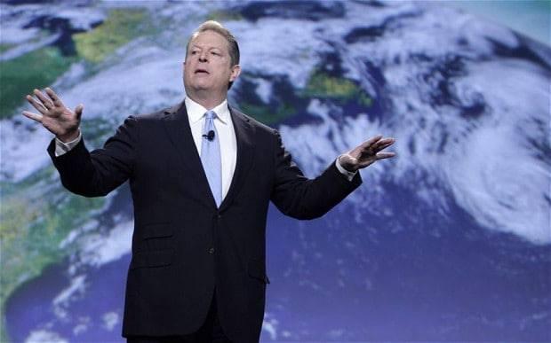 Al Gore An Inconvenient Sequel
