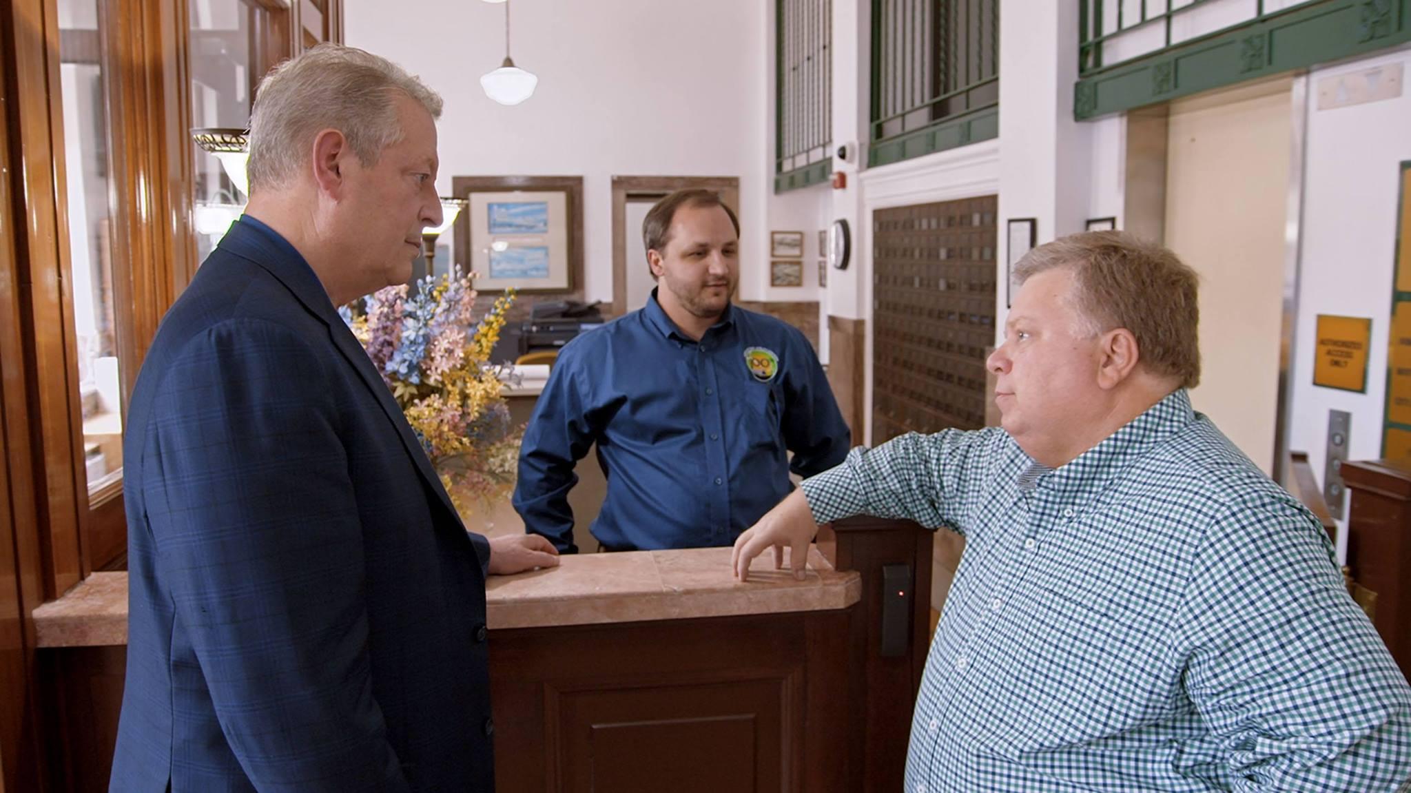 Al Gore An Inconvenient Sequel Texas
