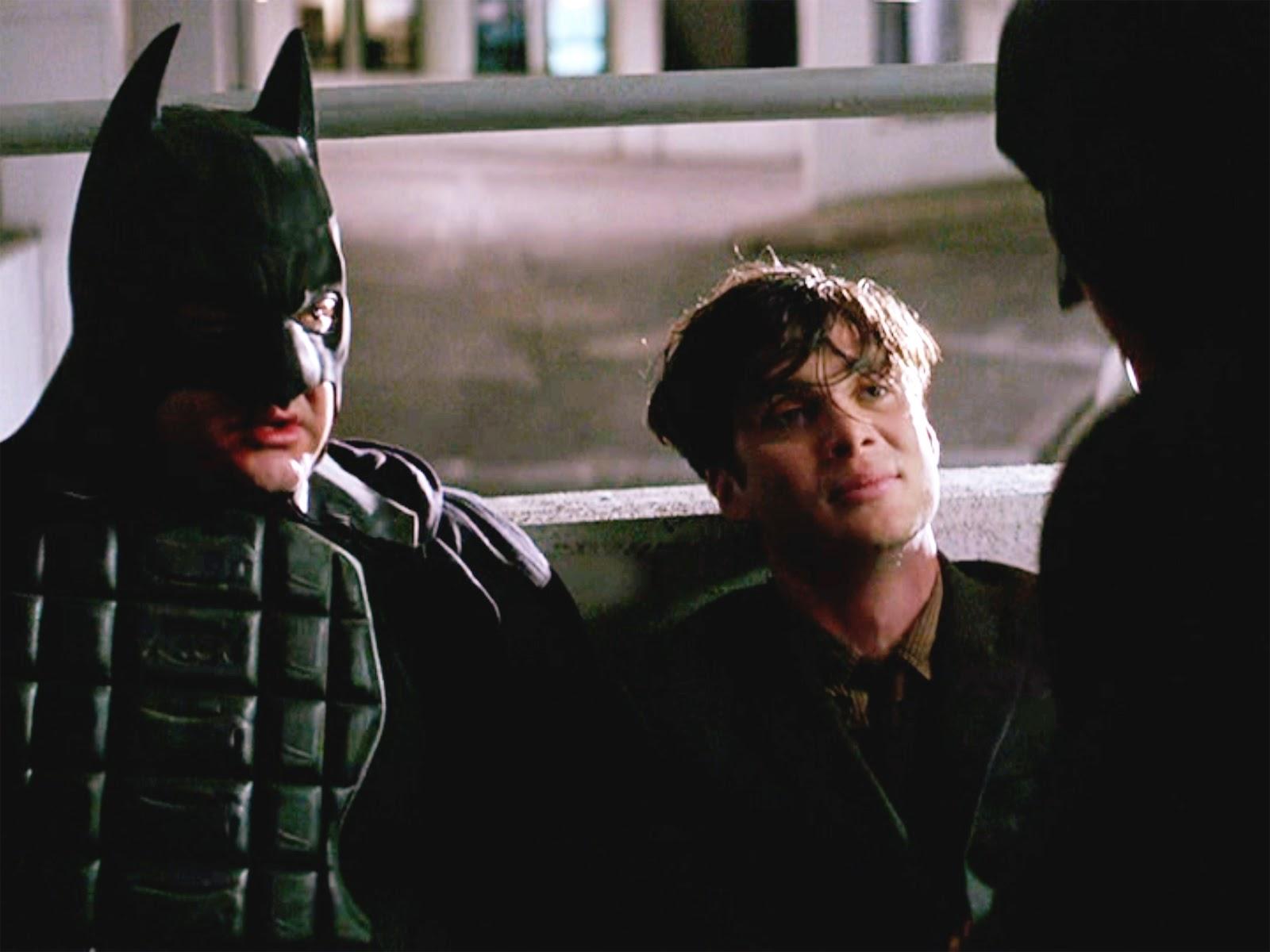 Batman-impersonator