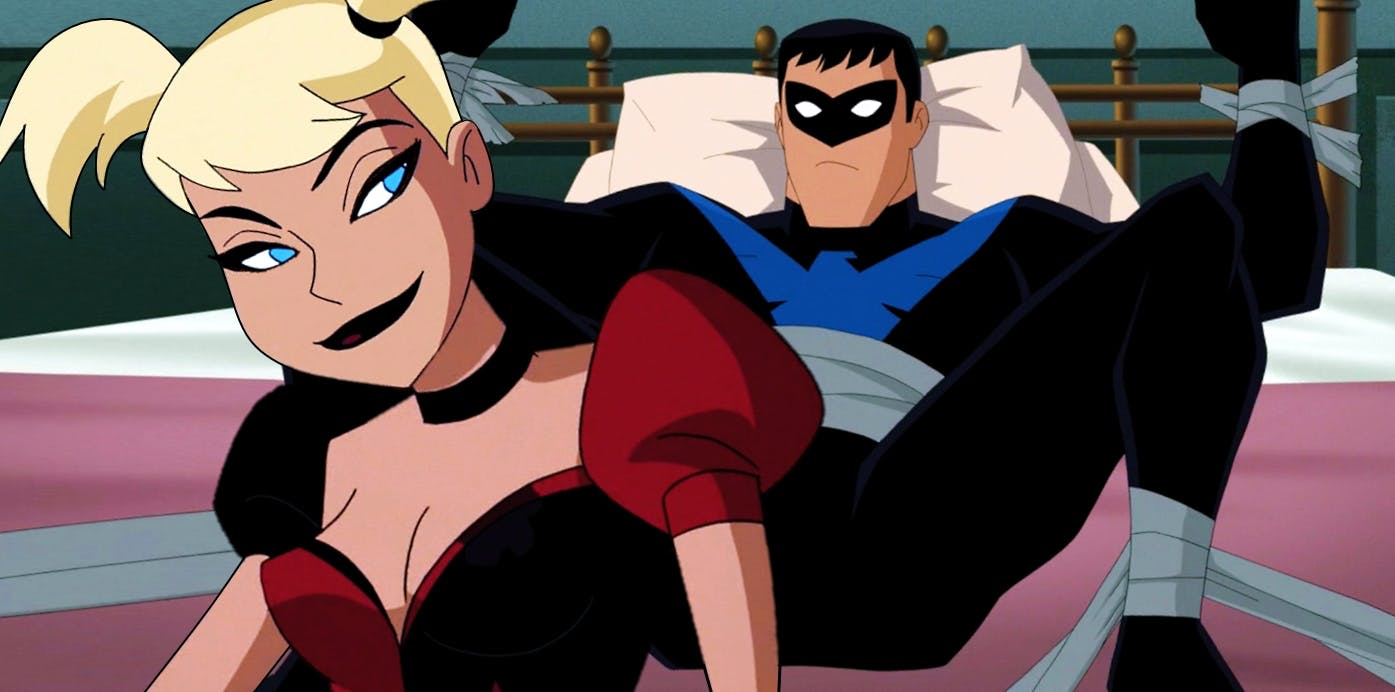 Harley-Quinn-Nightwing-Sex-Scene-Movie