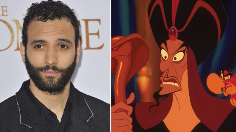 Marwan Kenzari Cast As Jafar In The Live-Action Aladdin
