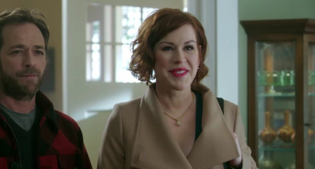 Molly Ringwald in Riverdale
