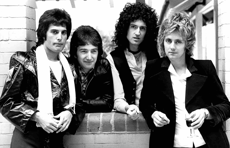 Queen Photo Band Chris Hopper