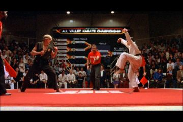 The Karate Kid Final Showdown