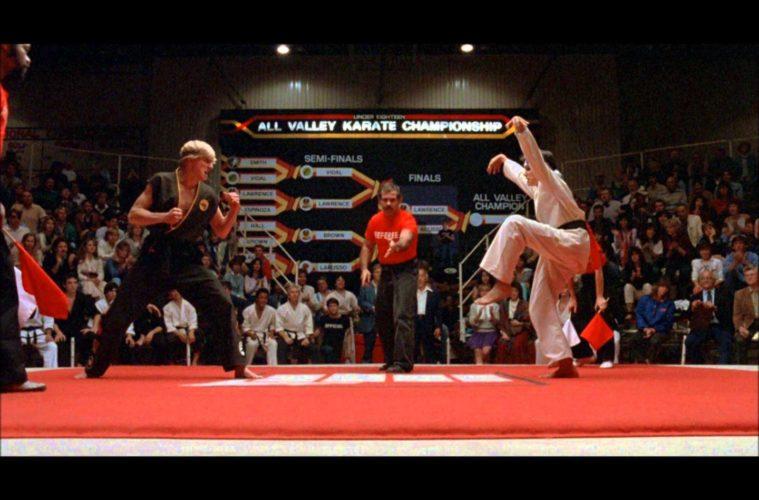The Karate Kid Final Showdown
