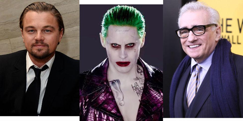 Joker Leo Leto Scorsese