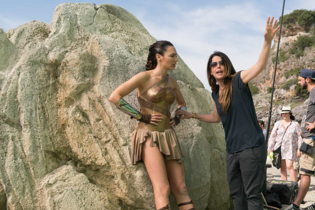 Patty-Jenkins-Directs-Gal-Gadot-in-Wonder-Woman