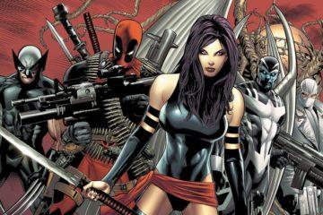X-Force-Comics