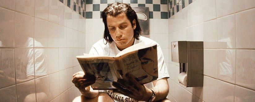 john travolta pulp fiction